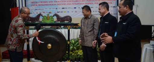 Musyawarah Wilayah V DPW Asperindo Jawa Timur