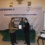 Workshop antara Asuransi Raya dengan ASPERINDO